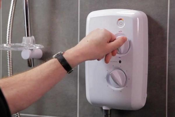 cách lắp máy nước nóng
