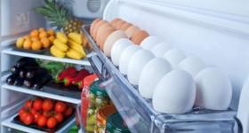 ngăn dưới tủ lạnh không mát