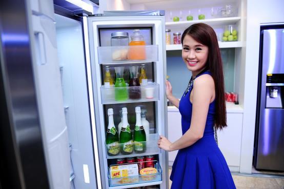 cách sửa tủ lạnh hư block