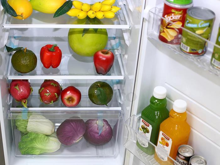 công nghệ làm lạnh tủ lạnh panasonic