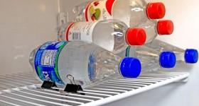 không để trống tủ lạnh
