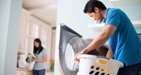 Lý do nên vệ sinh máy giặt