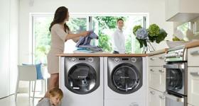 Máy giặt kêu to khi hoạt động