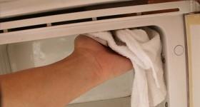 xả đông tủ lạnh