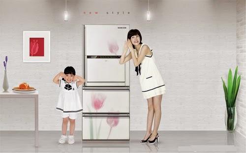 tủ lạnh sanyo có tiếng kêu