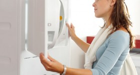 máy giặt electrolux bị chảy nước