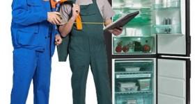 tủ lạnh bị xì gas