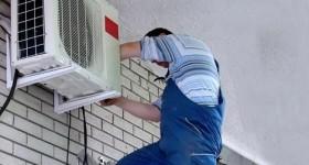 cục nóng máy lạnh bị kêu