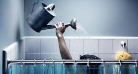 máy nước nóng bị chảy nước