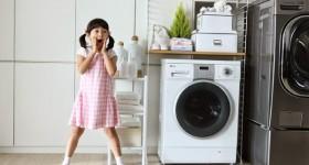 máy giặt electrolux không giặt