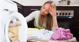 máy giặt sanyo bị kêu