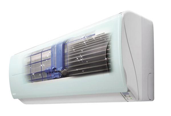 máy lạnh bị chảy nước ở cục lạnh