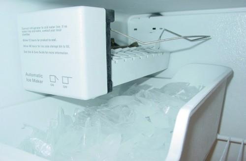 tủ lạnh không có hơi lạnh